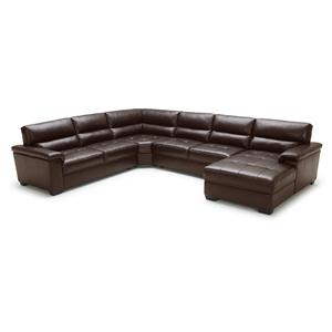 BFW Lifestyle 1908 Contemporary Sectional Sofa