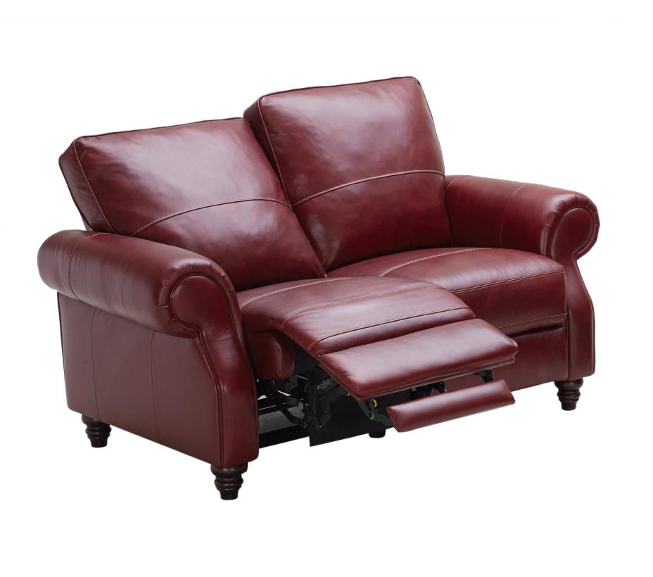 Traditional Reclining Loveseat