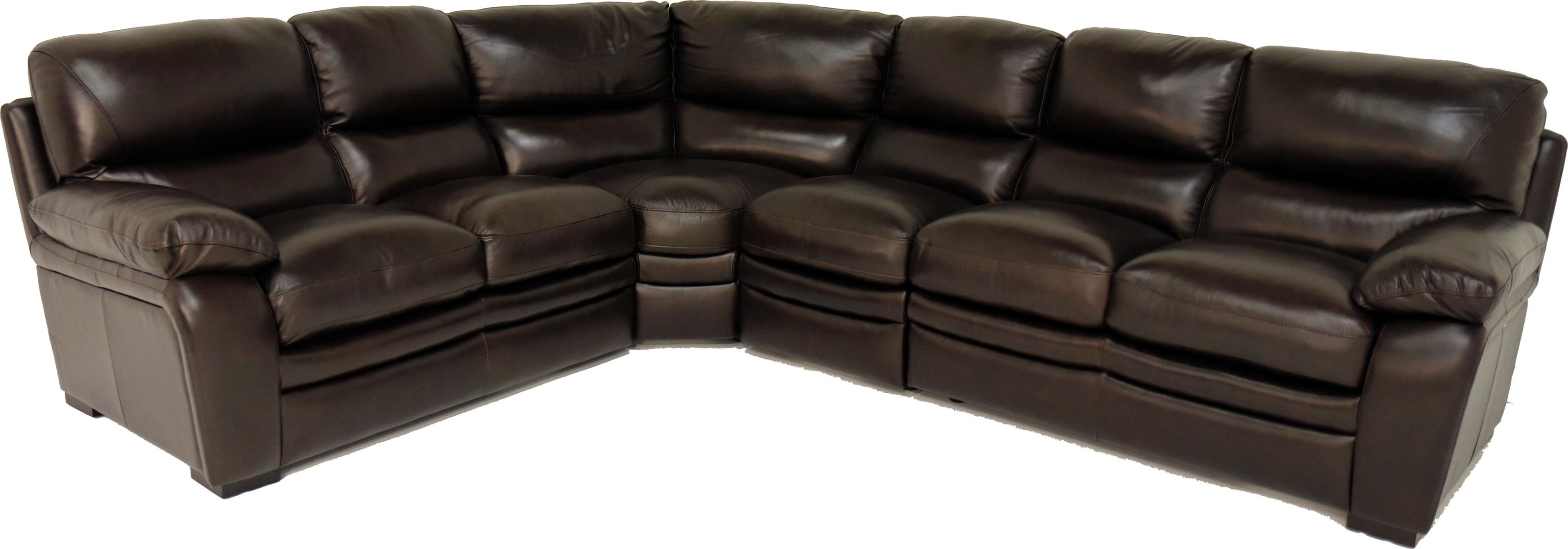 3309 4 Piece Sectional at Becker Furniture