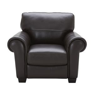 Urban Evolution Teddy Leather Chair