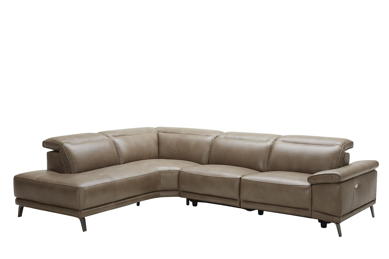 Urban Evolution Preston Power Motion Sectional - Item Number: 5187C