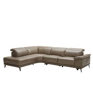 Urban Evolution Preston Power Motion Sectional