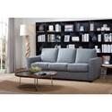 Kuka Home 5278 Casual Queen Sleeper Sofa