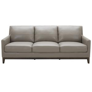 Urban Evolution Rachel Leather Sofa