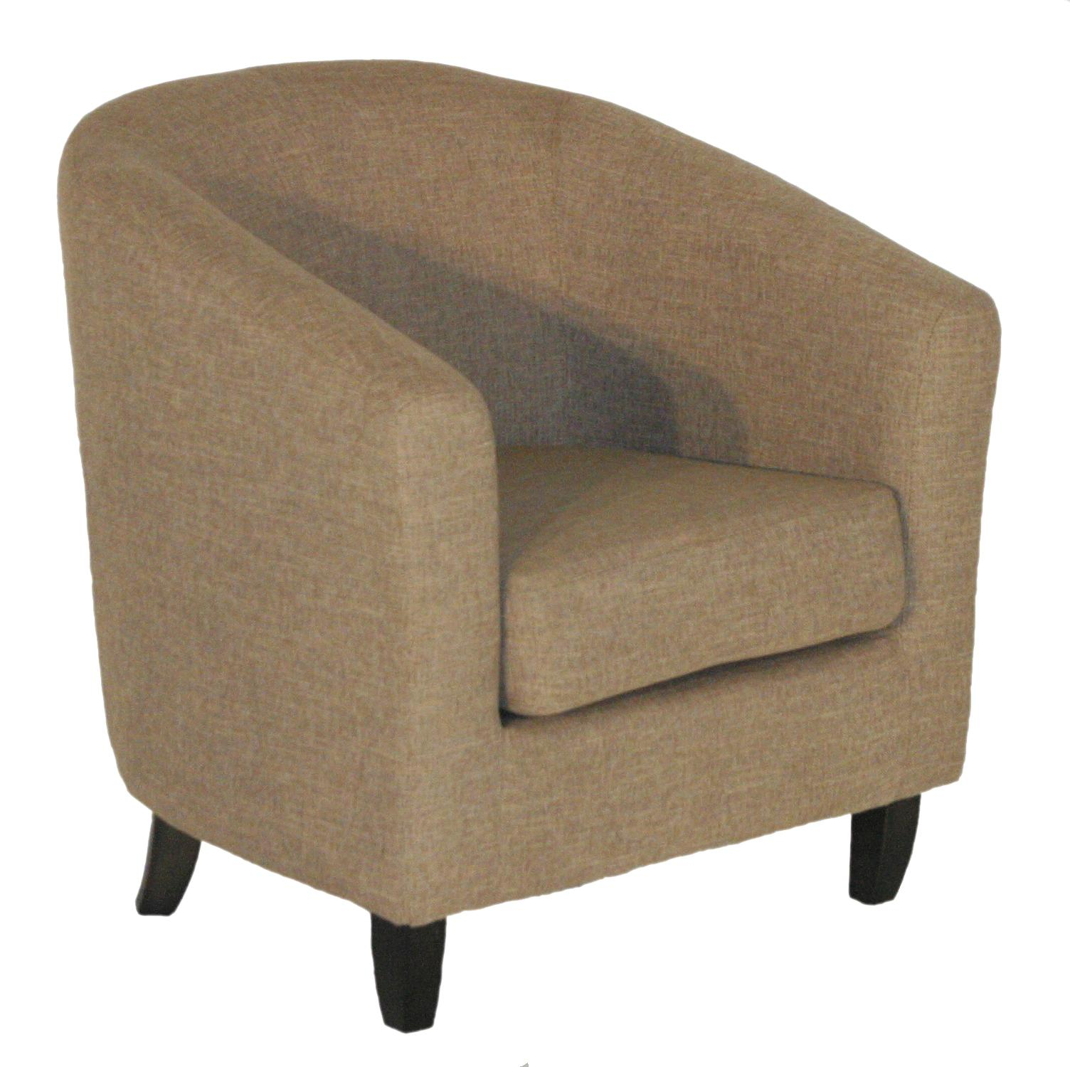 BFW Lifestyle A-52 Contemporary Accent Chair - Item Number: A-52-C292