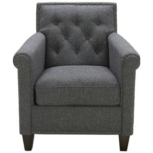 Urban Evolution Tristan Tufted Chair