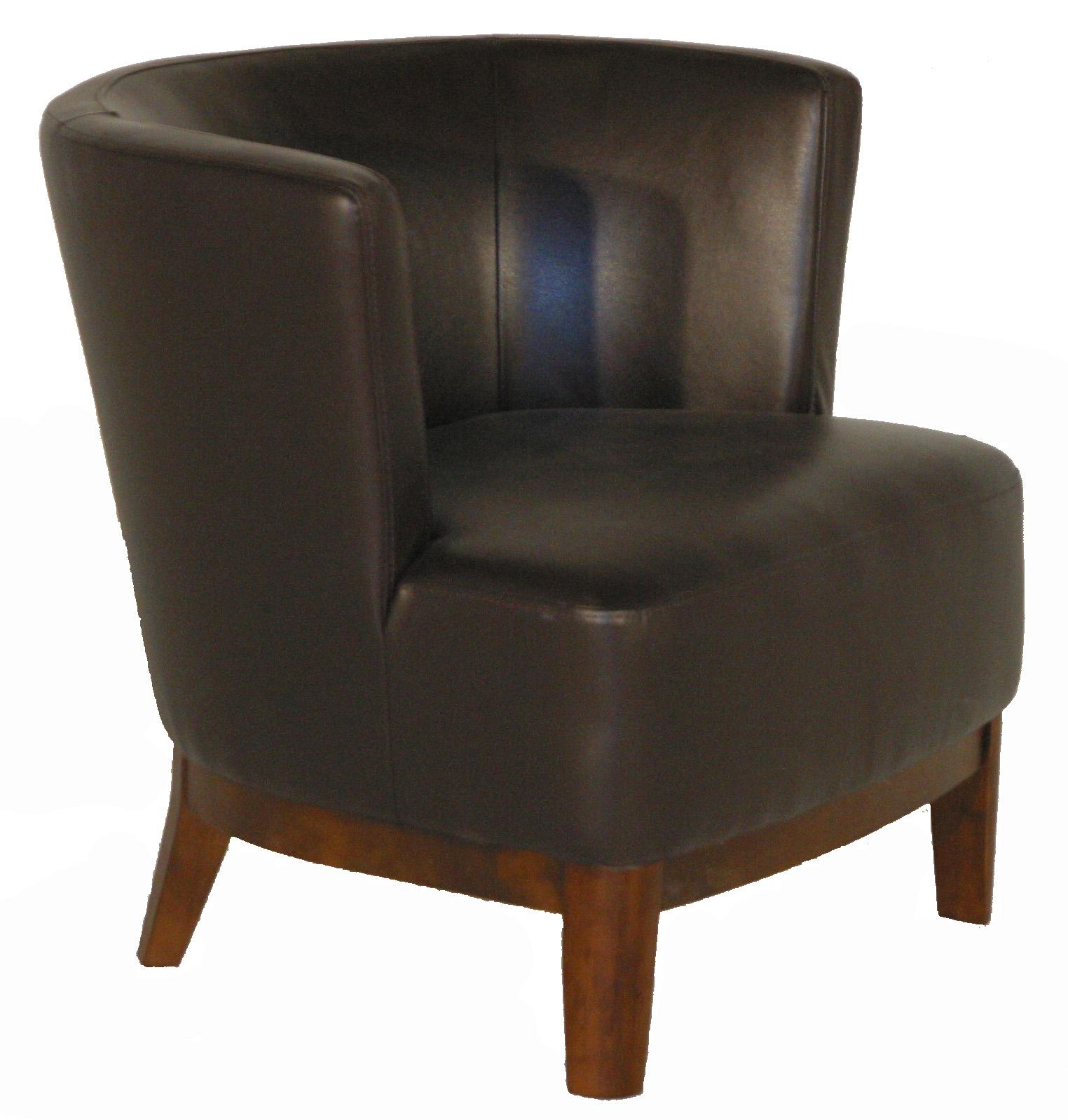 BFW Lifestyle A-773 Accent Chair - Item Number: A-773-DU523