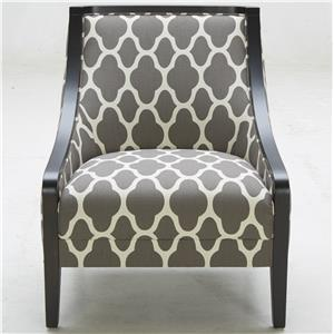 K.C. Cruz Traditional Accent Chair