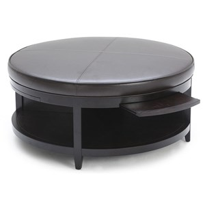 BFW Lifestyle Accent Ottomans Cocktail Ottoman