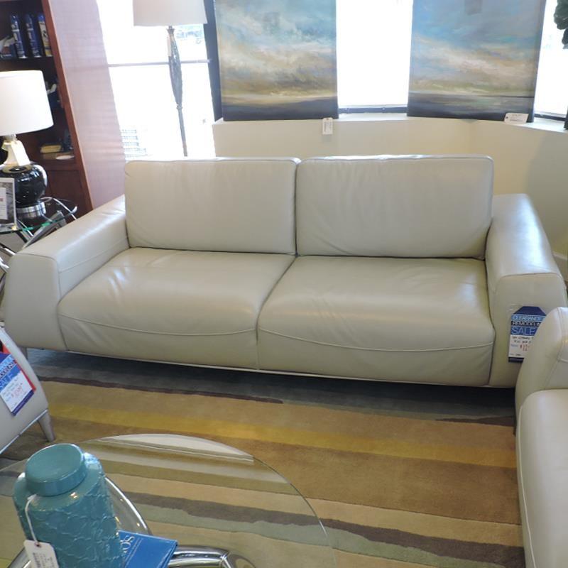 Sofa w/ Moveable Back