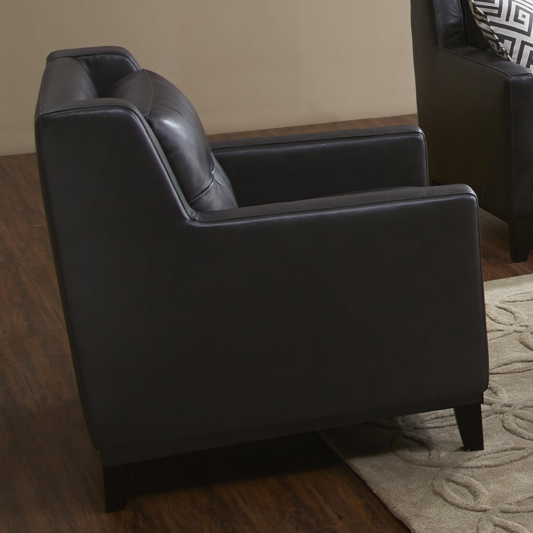 Urban Evolution Devon Chair - Item Number: 1838BC-M1215-L066