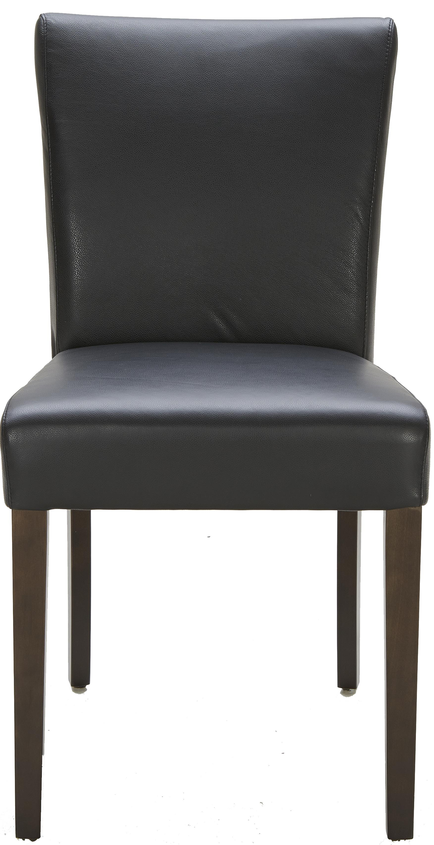 Urban Evolution Urban Dining Chairs Black Dining Side Chair - Item Number: Y-326-M5509