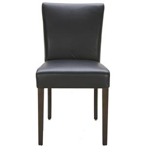 Urban Evolution Urban Dining Chairs Black Dining Side Chair