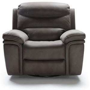 BFW Lifestyle KM008 Swivel Glider Recliner