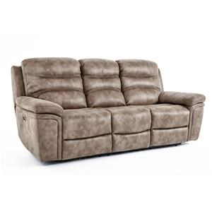 Kuka Home KM008 Power Reclining Sofa