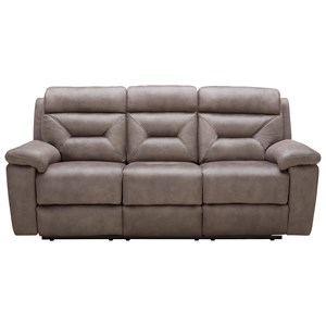 Kuka Home KM012 Reclining Sofa