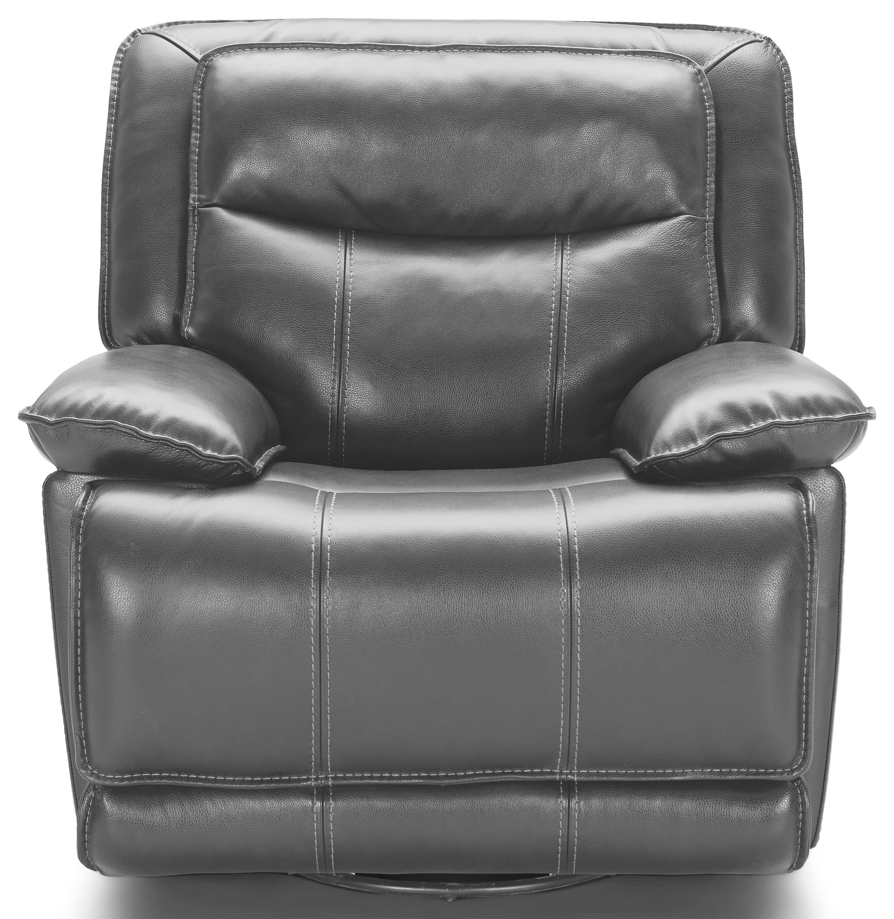 KM030 Swivel Glider Recliner by Kuka Home at Beck's Furniture