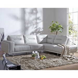 Urban Evolution Spectrum Contemporary Sectional