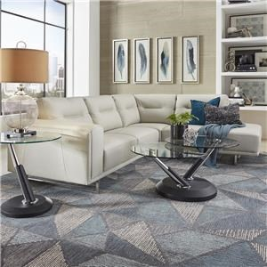 Urban Evolution Darden Contemporary Sectional