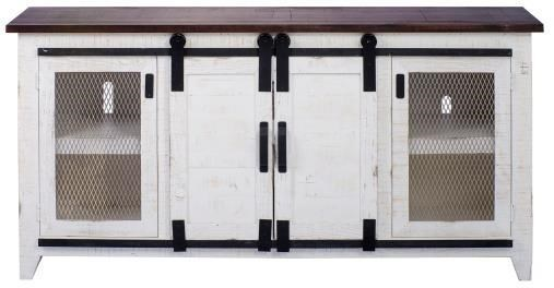 """Athens 64"""" Media Console"""