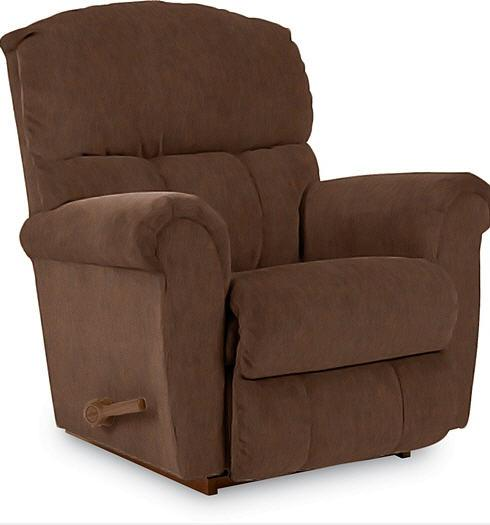 La-Z-Boy Briggs Briggs Leather Rocker Recliner - Item Number: 010-701,LB112177