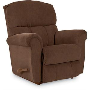 La-Z-Boy Briggs Briggs Leather Rocker Recliner