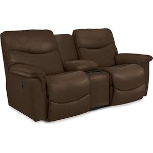 La-Z-Boy 521 James Console Reclining Loveseat