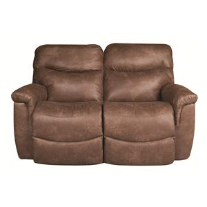 La-Z-Boy James James Reclining Loveseat