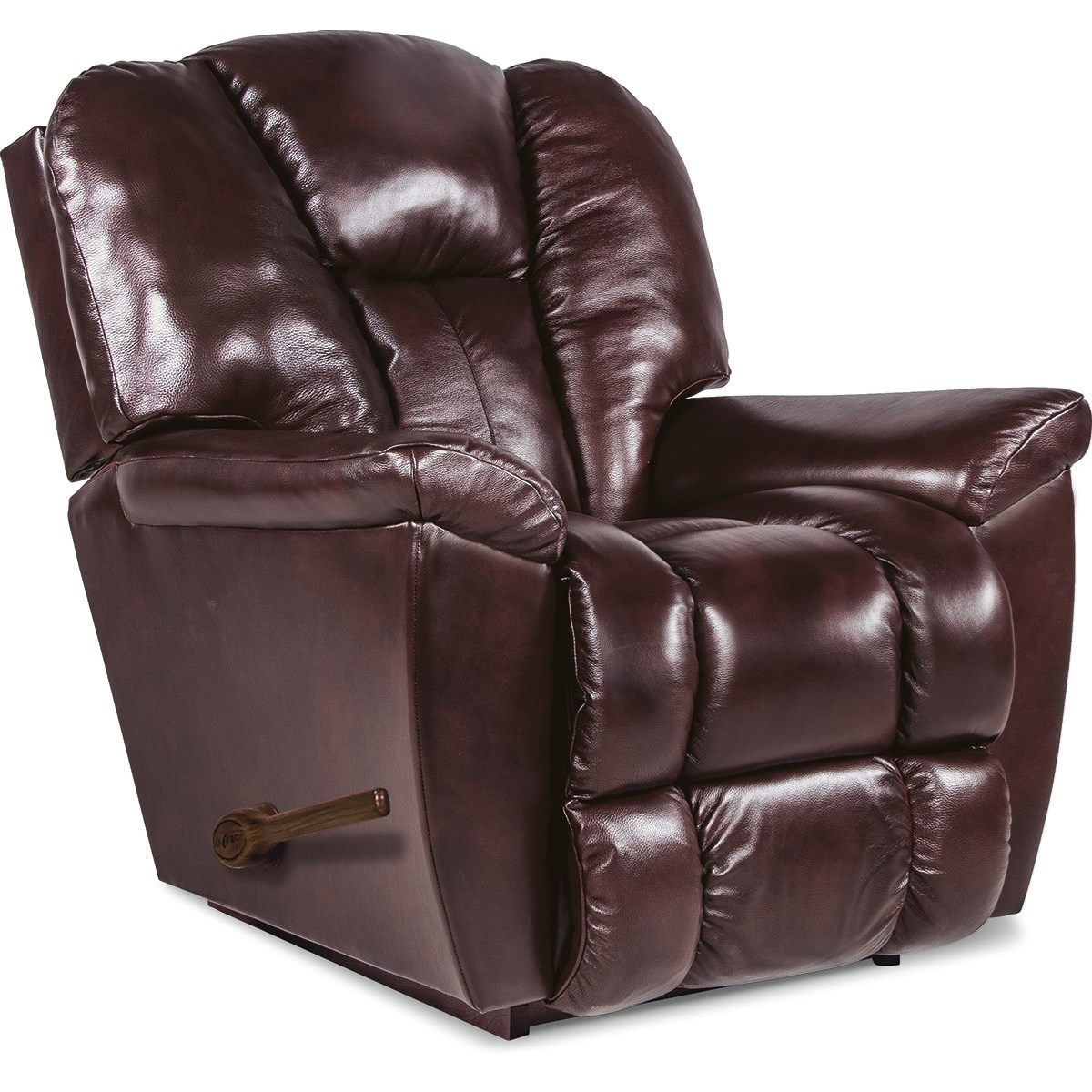 Maverick Rocker Recliner by La-Z-Boy at Home Furnishings Direct