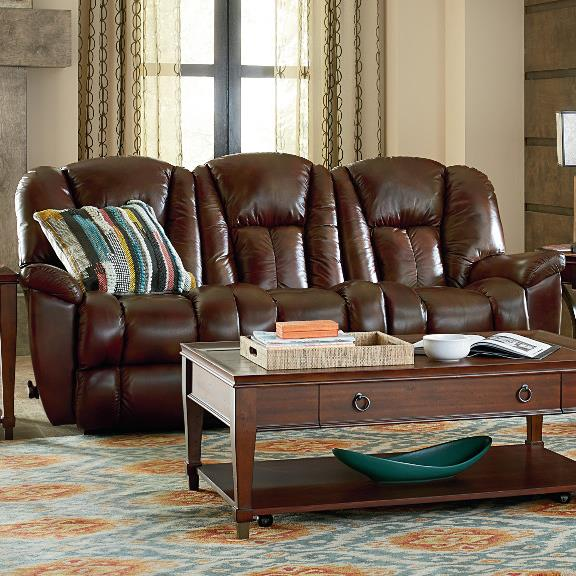 Maverick Reclining Sofa by La-Z-Boy at Lindy's Furniture Company