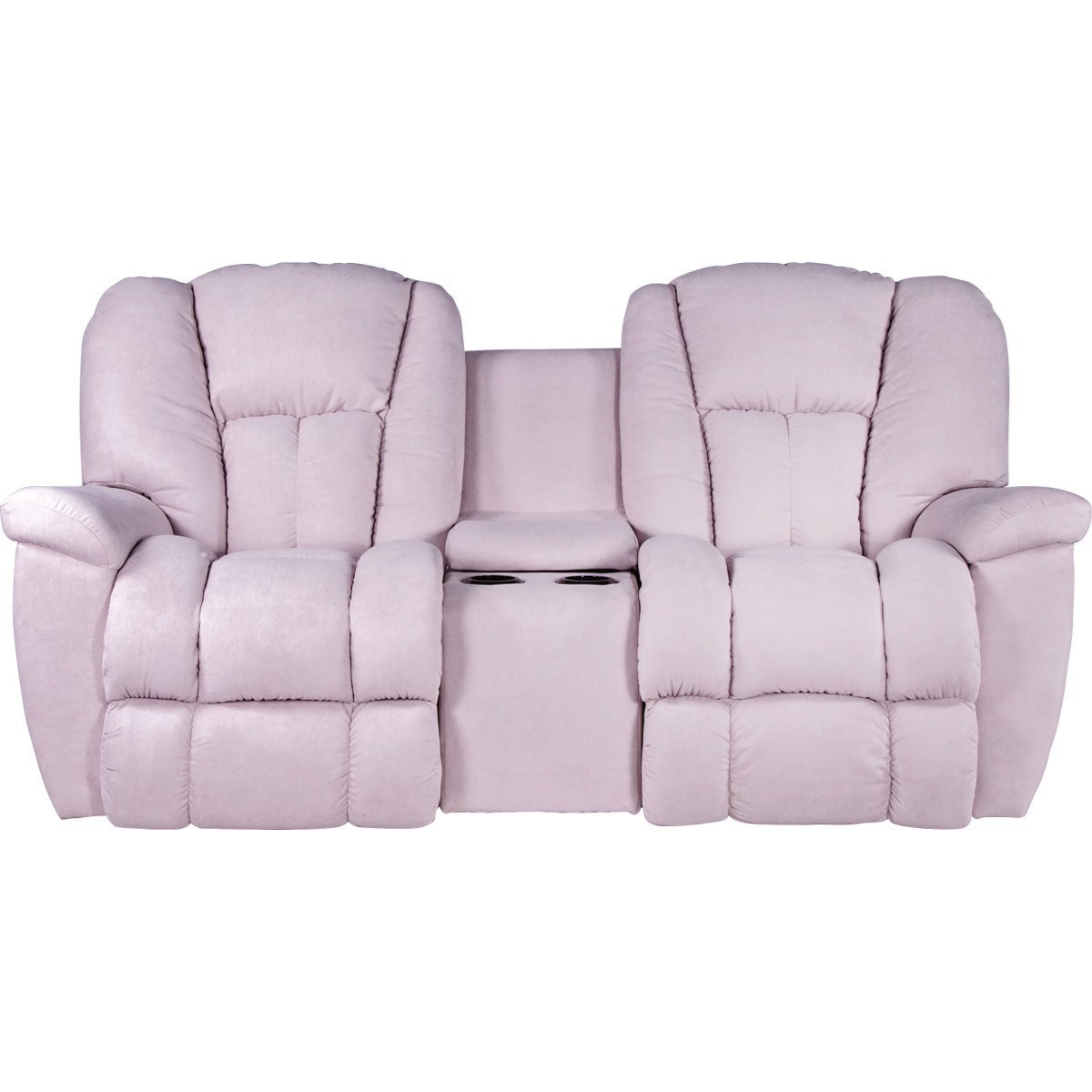 Full Reclining Loveseat w/ Middle Console