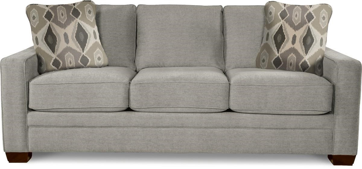 La-Z-Boy Meyer Aluminum Sofa - Item Number: 610-694 B133955 K138565