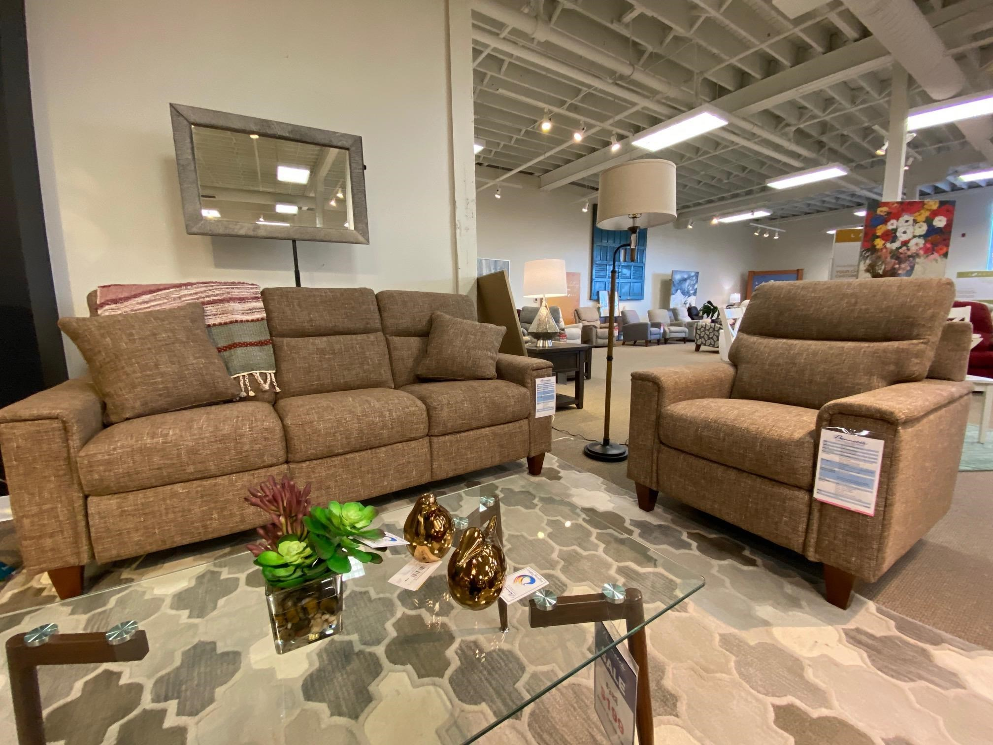 91P-894 Sofa & Chair by La-Z-Boy at Bennett's Furniture and Mattresses