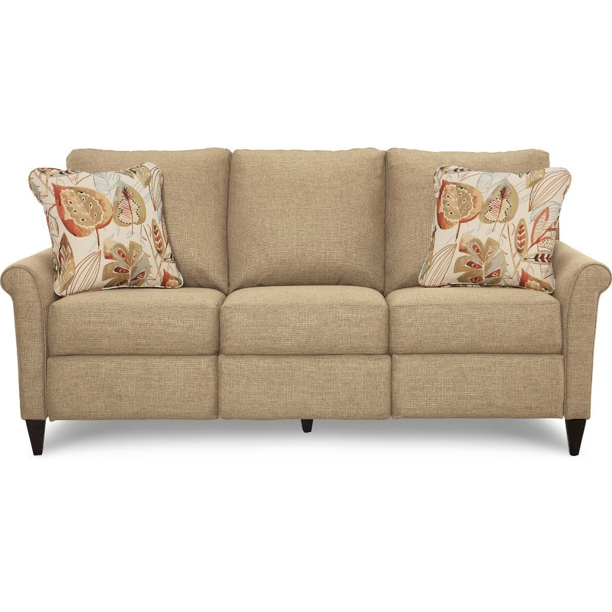 Abby Reclining Sofa by La-Z-Boy at Fisher Home Furnishings