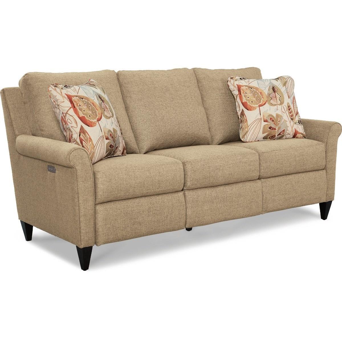 La Z Boy Abby Power Reclining Sofa With Usb Ports