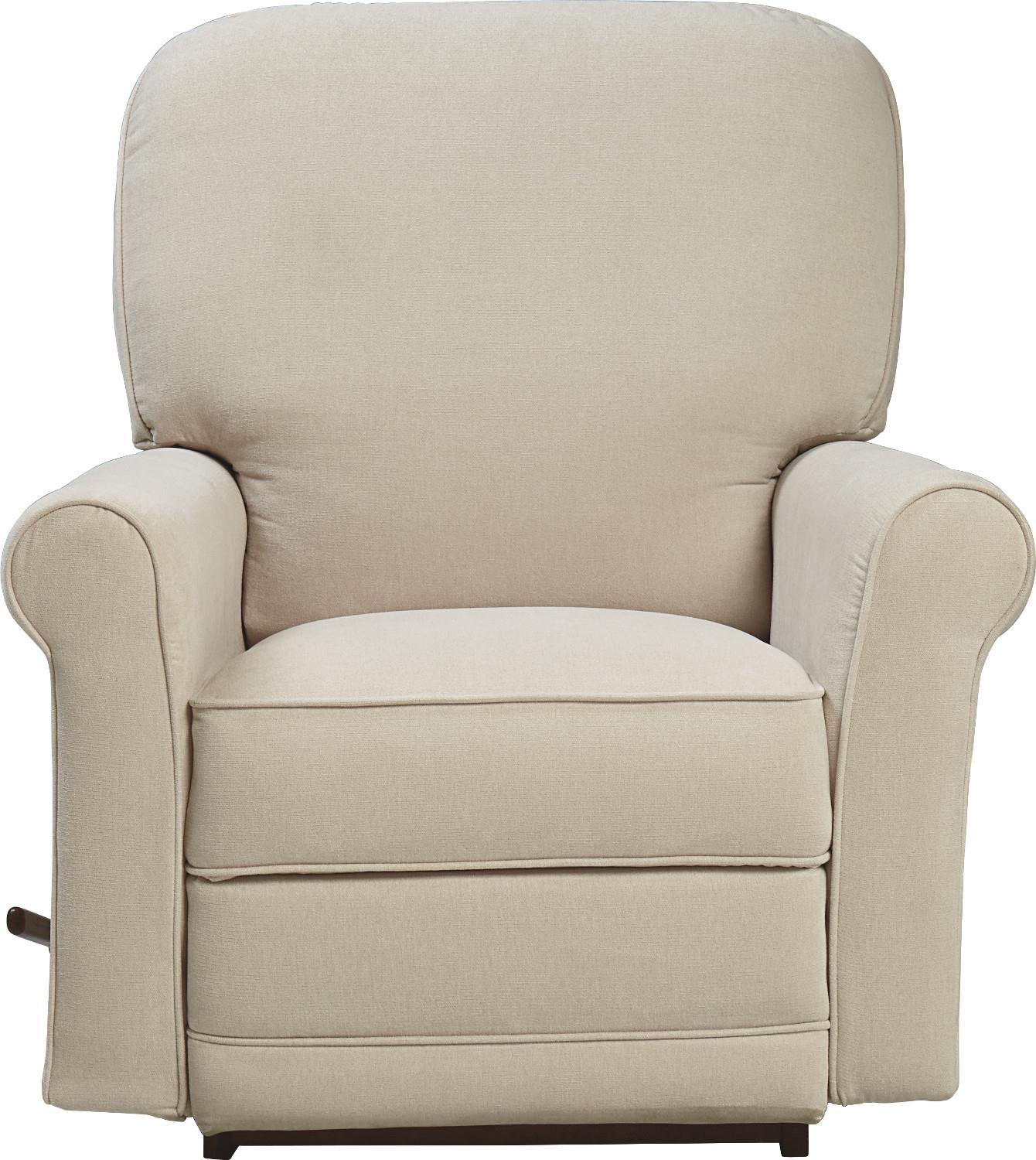 Addison RECLINA-ROCKER® Recliner by La-Z-Boy at Fisher Home Furnishings