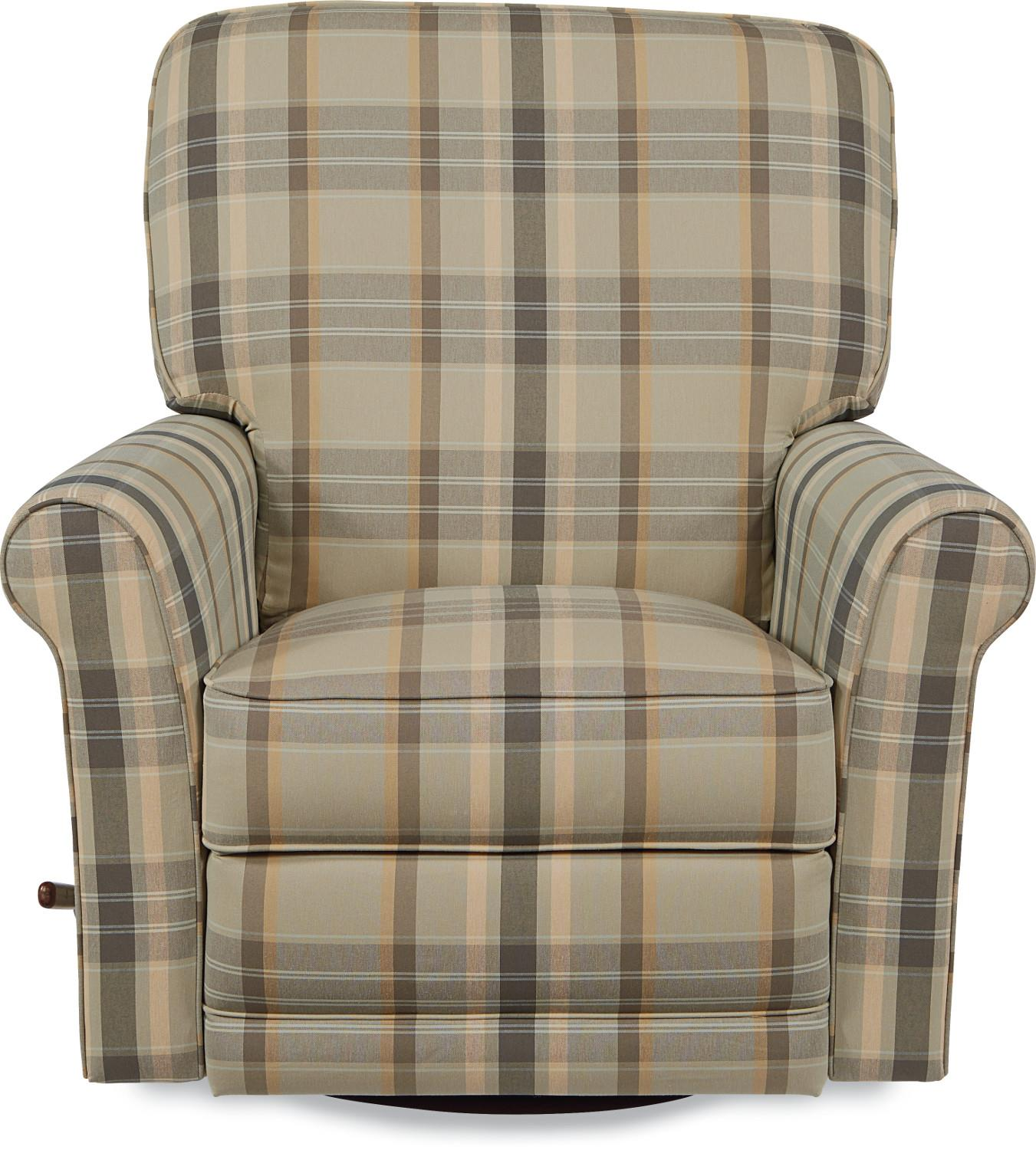 Addison RECLINA-GLIDER® Swivel Recliner by La-Z-Boy at H.L. Stephens