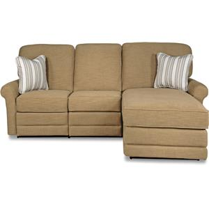 La-Z-Boy Addison 2 Pc Reclining Sectional Sofa w/ RAF Chaise