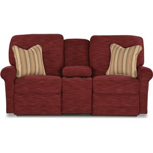 La-Z-Boy Addison Power La-Z-Time Reclining Loveseat w/Console