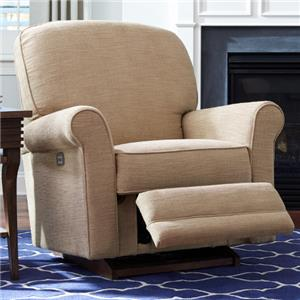 La-Z-Boy Addison Power-Recline-XR RECLINA-ROCKER® Recliner
