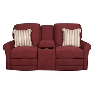La-Z-Boy Addison Addison Loveseat with Console
