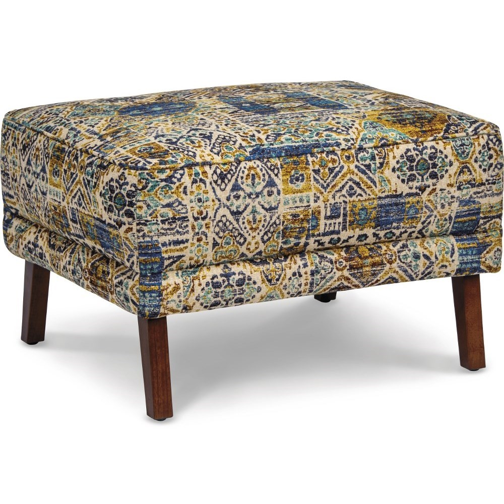 Albany Ottoman by La-Z-Boy at Home Furnishings Direct