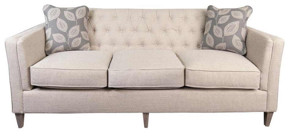 Alexandria Sofa with Accent Pillows