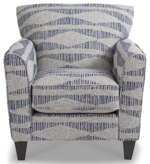 Allegra Stationary Chair by La-Z-Boy at Bennett's Furniture and Mattresses