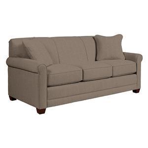 La-Z-Boy Amanda Flannigan Slate Sofa