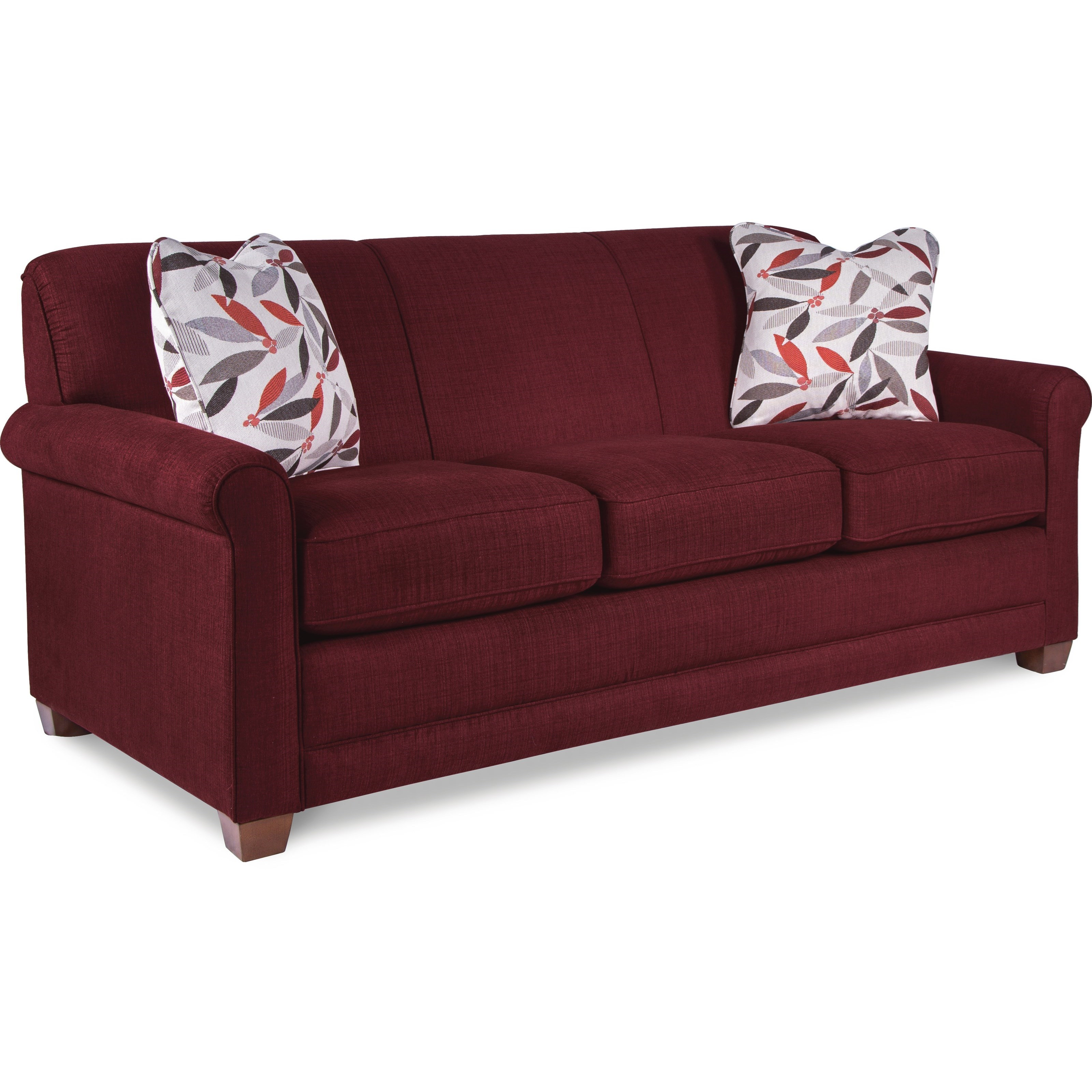 La Z Boy Amanda Casual Sleeper Sofa With Premier
