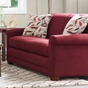 La-Z-Boy Amanda Premier SUPREME-COMFORT™ Full Sleep Sofa - Item Number: 520600D142608