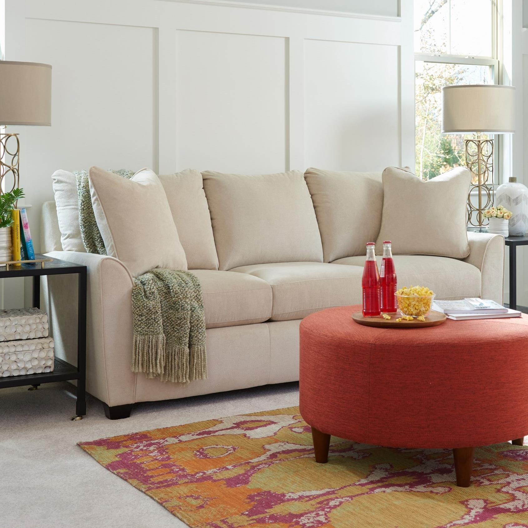 Amy La-Z-Boy® Premier Sofa by La-Z-Boy at Fisher Home Furnishings