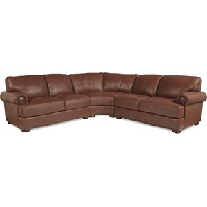 La-Z-Boy Andrew 3 Piece Sectional