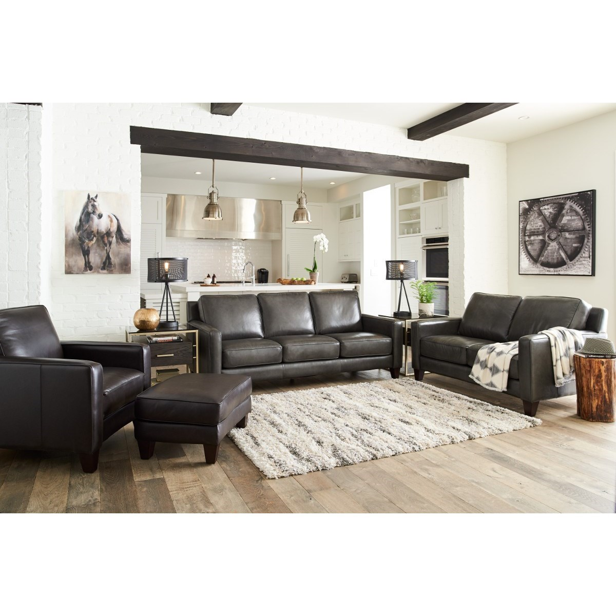 Archer Living Room Group by La-Z-Boy at Home Furnishings Direct